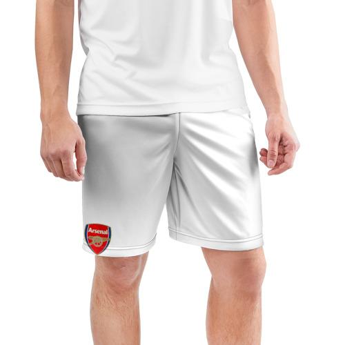 Мужские шорты 3D спортивные  Фото 03, Арсенал