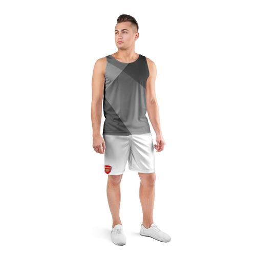 Мужские шорты 3D спортивные  Фото 04, Арсенал