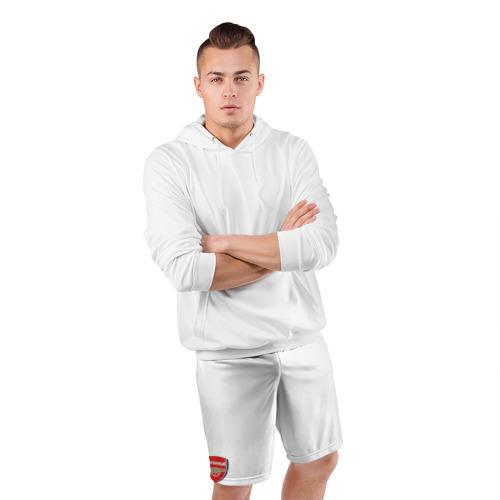 Мужские шорты 3D спортивные  Фото 05, Арсенал