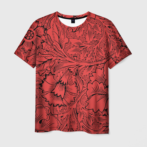 Мужская футболка 3D  Фото 03, Огония страсти