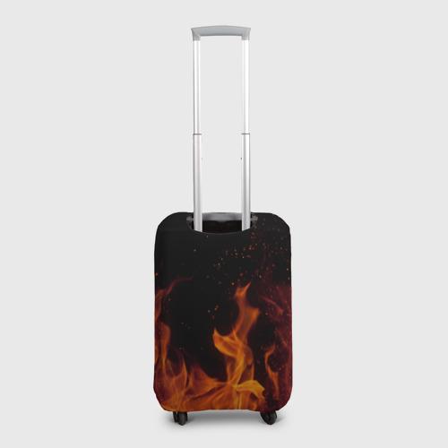 Чехол для чемодана 3D  Фото 02, Нирвана