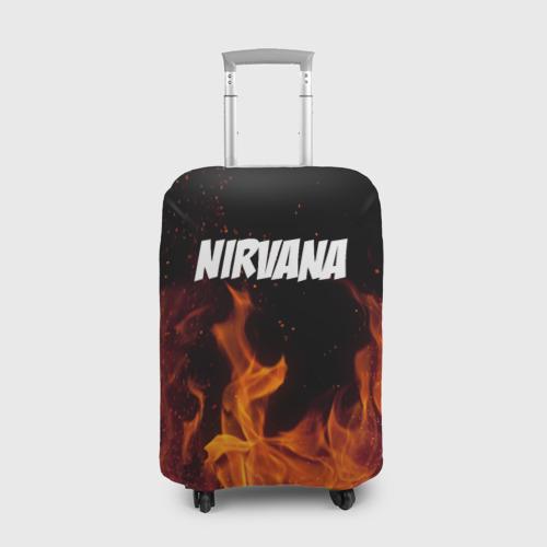 Чехол для чемодана 3D  Фото 01, Нирвана