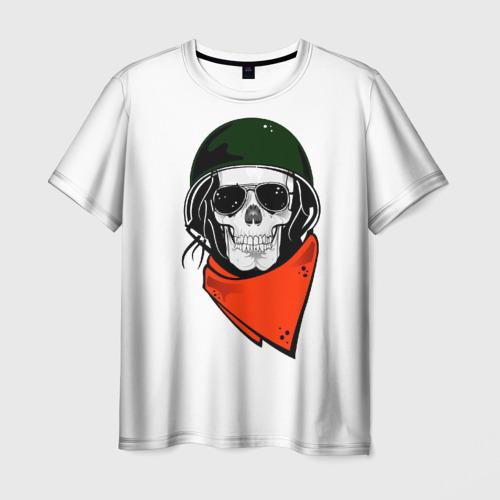 Мужская футболка 3D  Фото 01, Минимализм