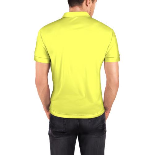 Мужская рубашка поло 3D  Фото 04, Плавание