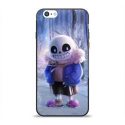 Winter forest & Sans