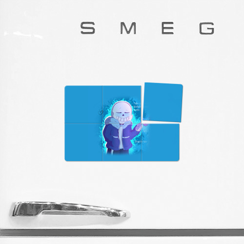 Магнитный плакат 3Х2  Фото 02, winter Sans