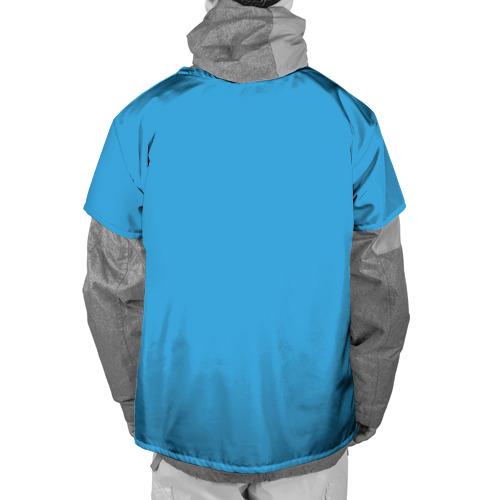 Накидка на куртку 3D  Фото 02, winter Sans