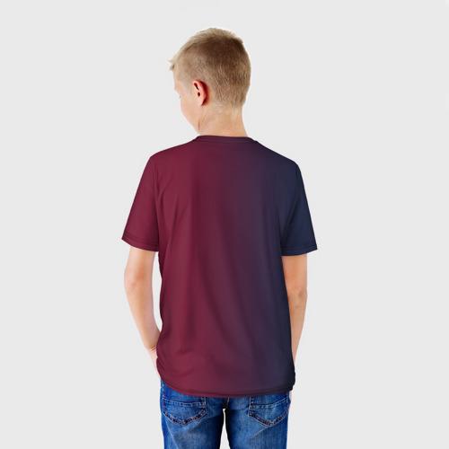 Детская футболка 3D  Фото 02, Sans