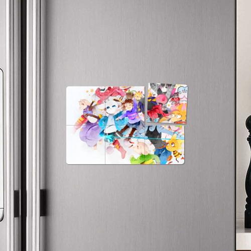 Магнитный плакат 3Х2  Фото 04, Герои подземелья