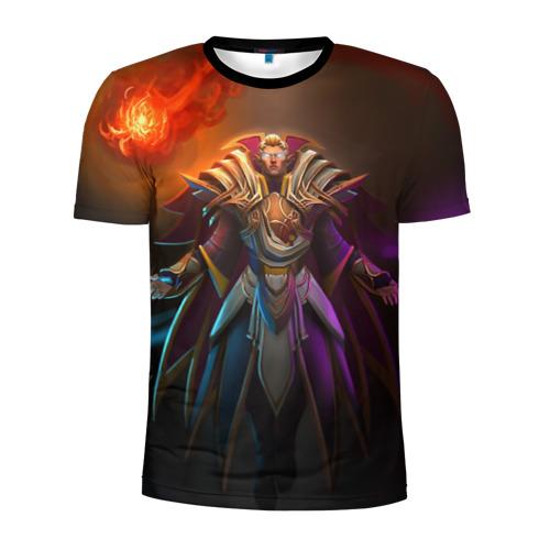 Мужская футболка 3D спортивная Маг