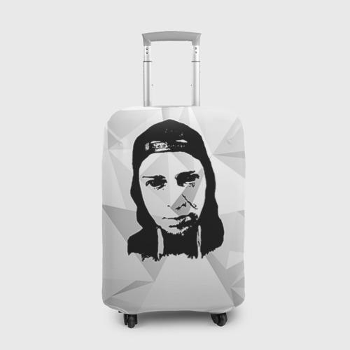 Чехол для чемодана 3D  Фото 01, Oxxxymiron 5