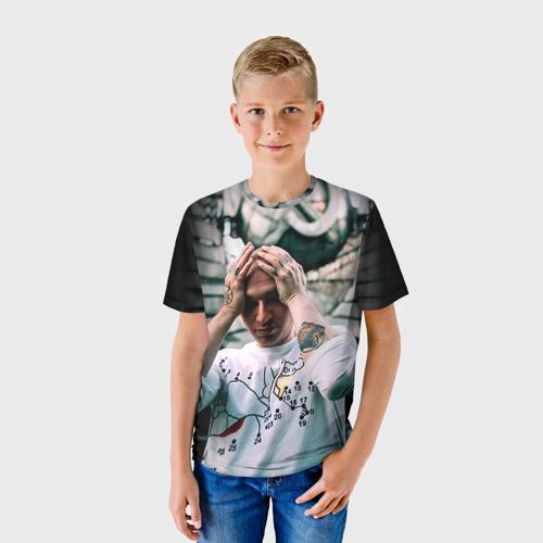 Детская футболка 3D Oxxxymiron 7