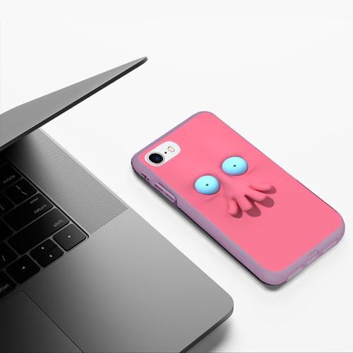 Чехол для iPhone 7/8 матовый Доктор Зойдберг Фото 01