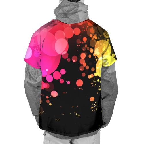 Накидка на куртку 3D  Фото 02, С Новым годом!
