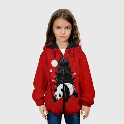 Детская куртка 3D  Фото 04, Panda Warrior
