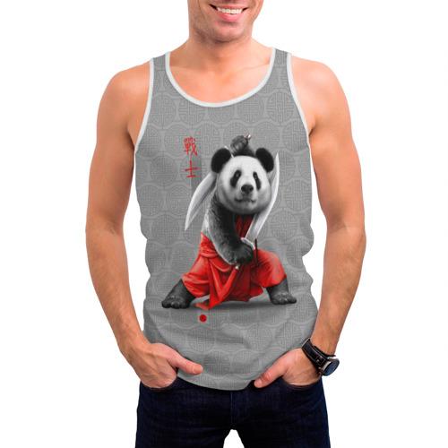 Мужская майка 3D  Фото 03, Master Panda