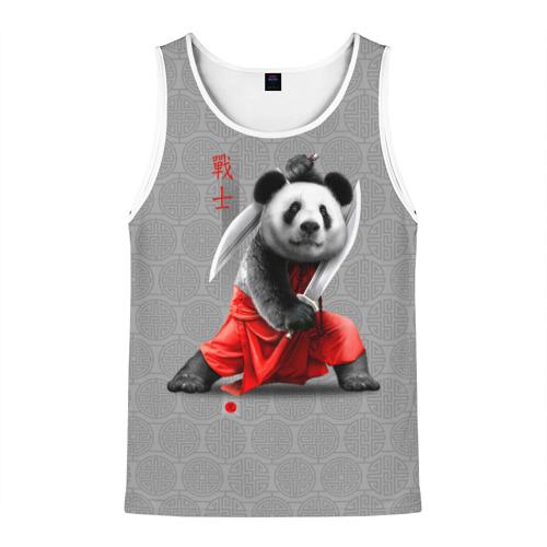 Мужская майка 3D  Фото 01, Master Panda