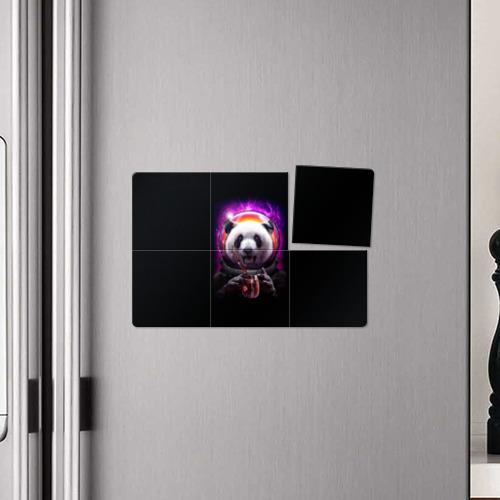 Магнитный плакат 3Х2  Фото 04, Panda Cosmonaut