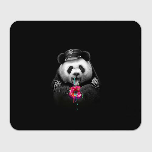 Коврик прямоугольный  Фото 01, Donut Panda