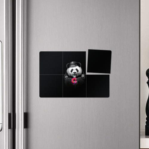 Магнитный плакат 3Х2  Фото 04, Donut Panda