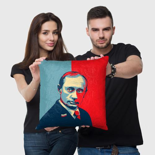 Подушка 3D  Фото 03, Putin Vladimir
