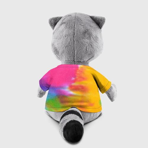 Енотик в футболке 3D  Фото 02, Knitting