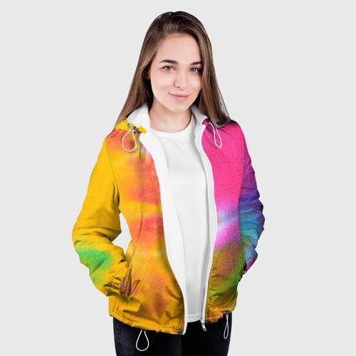 Женская куртка 3D  Фото 04, Knitting