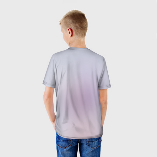 Детская футболка 3D  Фото 02, Eyes