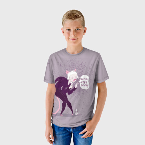 Детская футболка 3D  Фото 01, Party Pooper