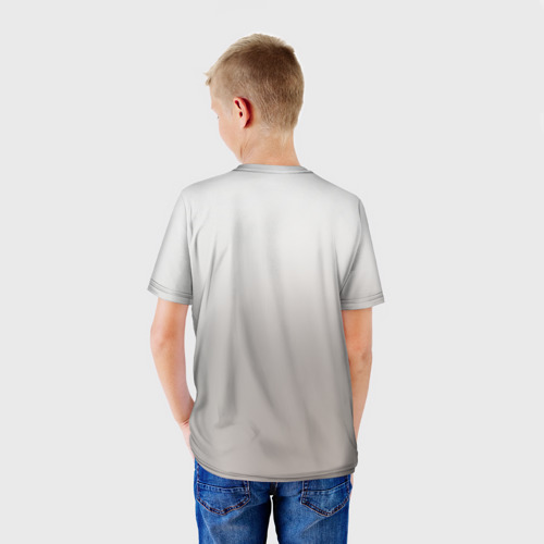 Детская футболка 3D  Фото 02, Black Eyes