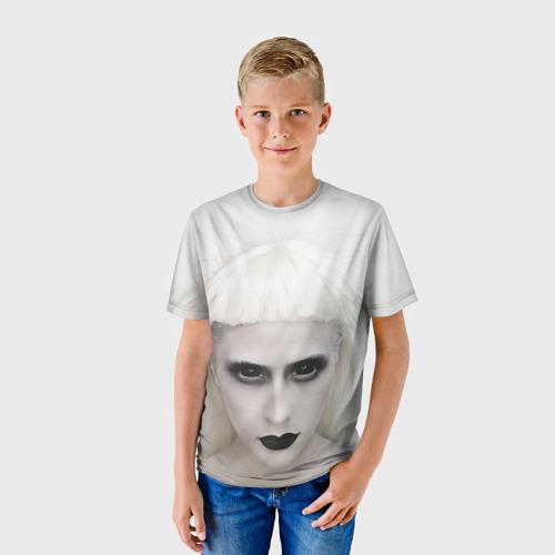 Детская футболка 3D  Фото 01, Black Eyes