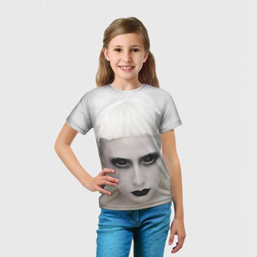 Детская футболка 3D  Фото 03, Black Eyes
