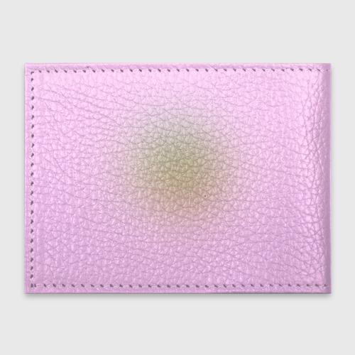 Обложка для студенческого билета  Фото 02, Pink