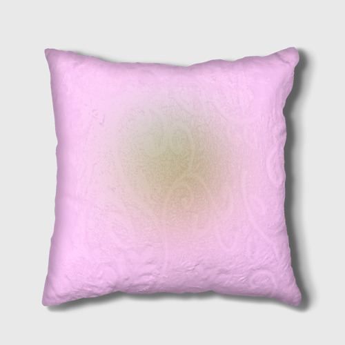 Подушка 3D  Фото 02, Pink