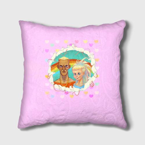 Подушка 3D  Фото 01, Pink