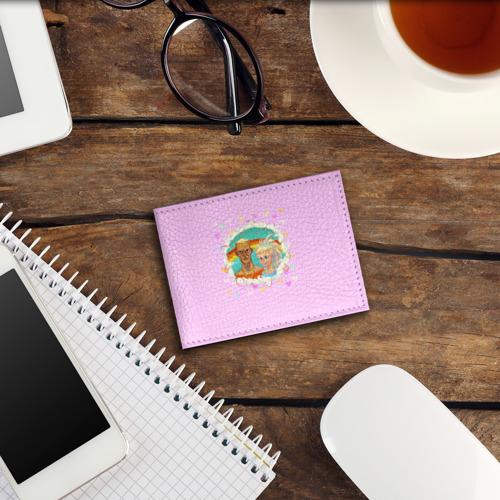 Обложка для студенческого билета  Фото 03, Pink