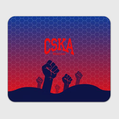 Коврик прямоугольный  Фото 01, CSKA Msk
