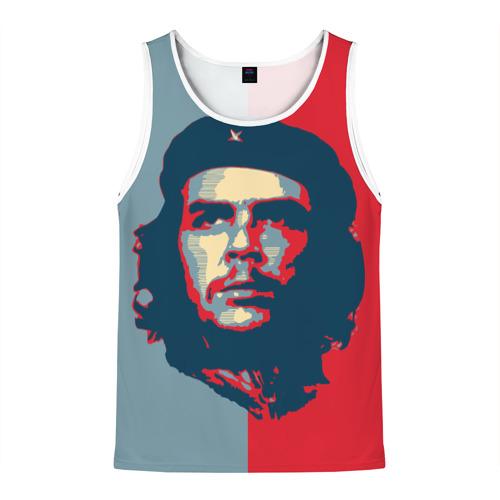 Мужская майка 3D Che Guevara