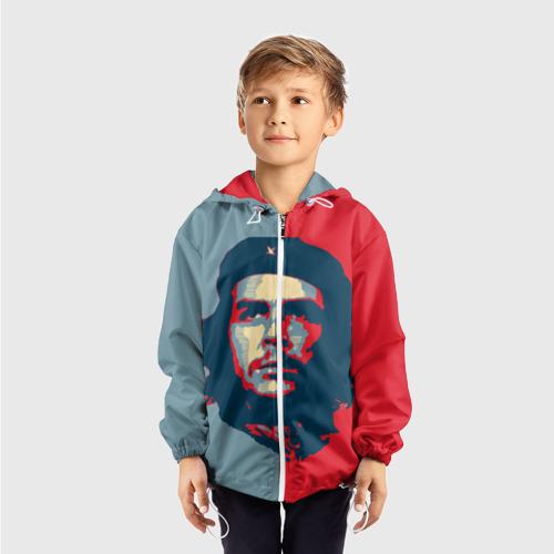 Детская ветровка 3D  Фото 03, Che Guevara
