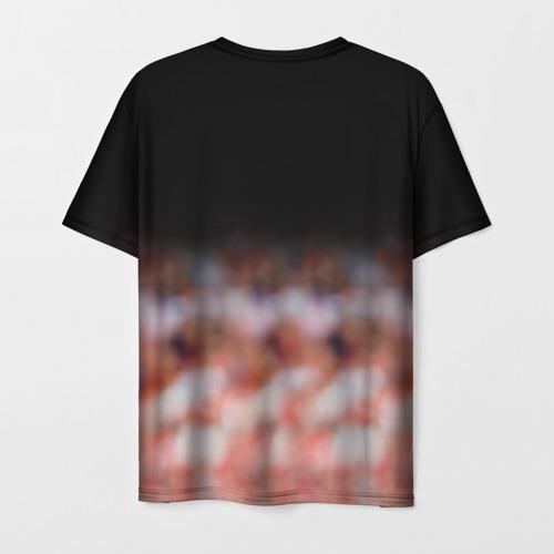 Мужская футболка 3D Капитан Тьерри Анри Фото 01