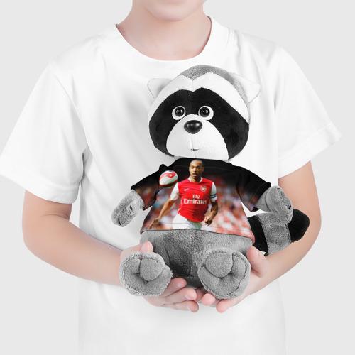 Енотик в футболке 3D Капитан Тьерри Анри Фото 01