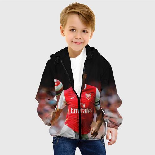 Детская куртка 3D Капитан Тьерри Анри Фото 01