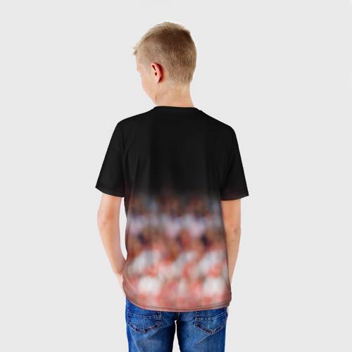 Детская футболка 3D Капитан Тьерри Анри Фото 01