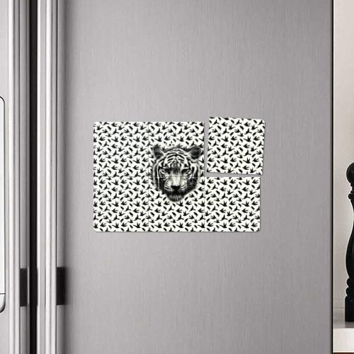 Магнитный плакат 3Х2  Фото 04, Tiger Dreams