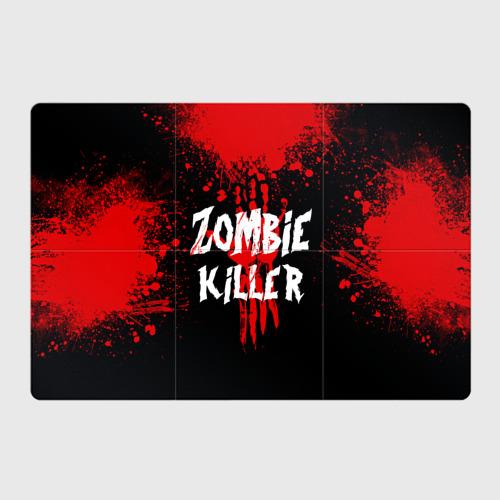 Магнитный плакат 3Х2  Фото 01, Zombie Killer