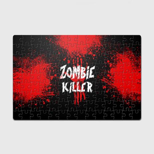 Пазл магнитный 126 элементов Zombie Killer