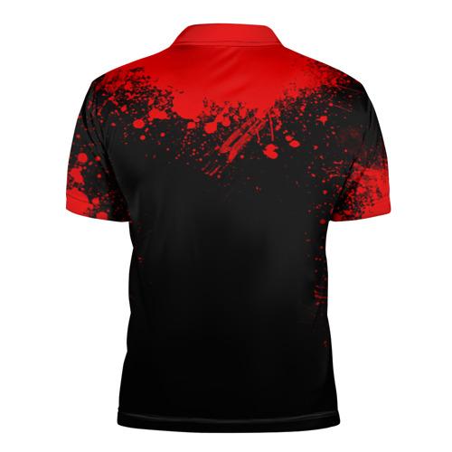 Мужская рубашка поло 3D  Фото 02, Zombie Killer