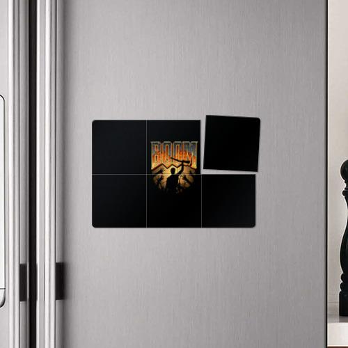Магнитный плакат 3Х2  Фото 04, Zombie Boom