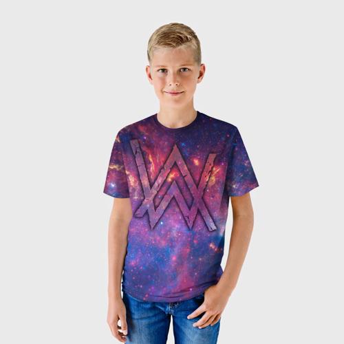 Детская футболка 3D Alan Walker 6