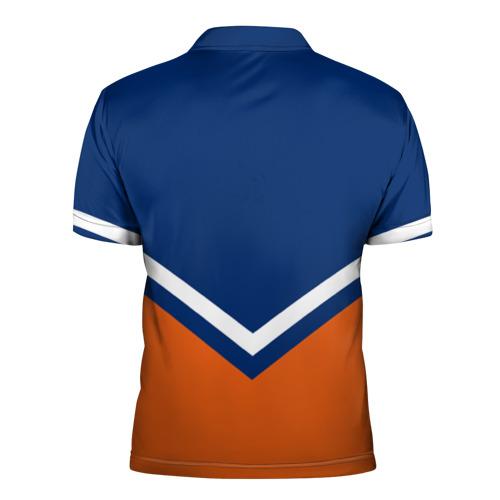 Мужская рубашка поло 3D  Фото 02, Edmonton Oilers